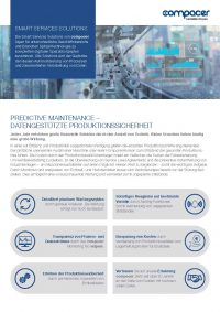 Condition Monitoring & Predictive Maintenance