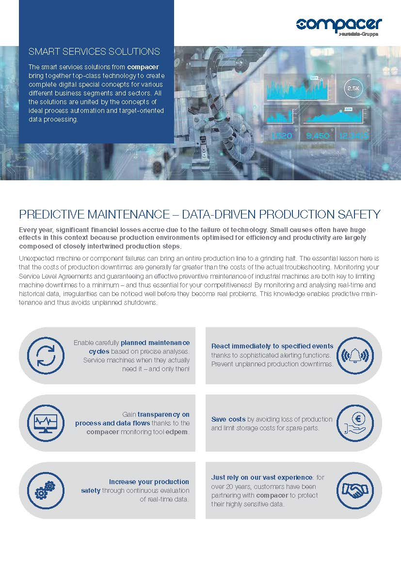 compacer Solution Predictive Maintenance EN