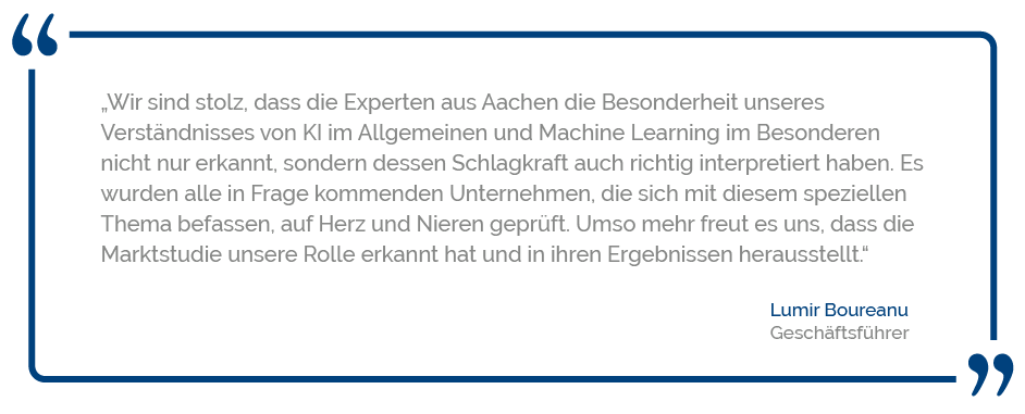 Zitat Machine Learning