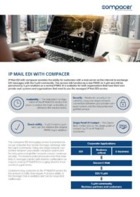 IP Mail / EDI X400