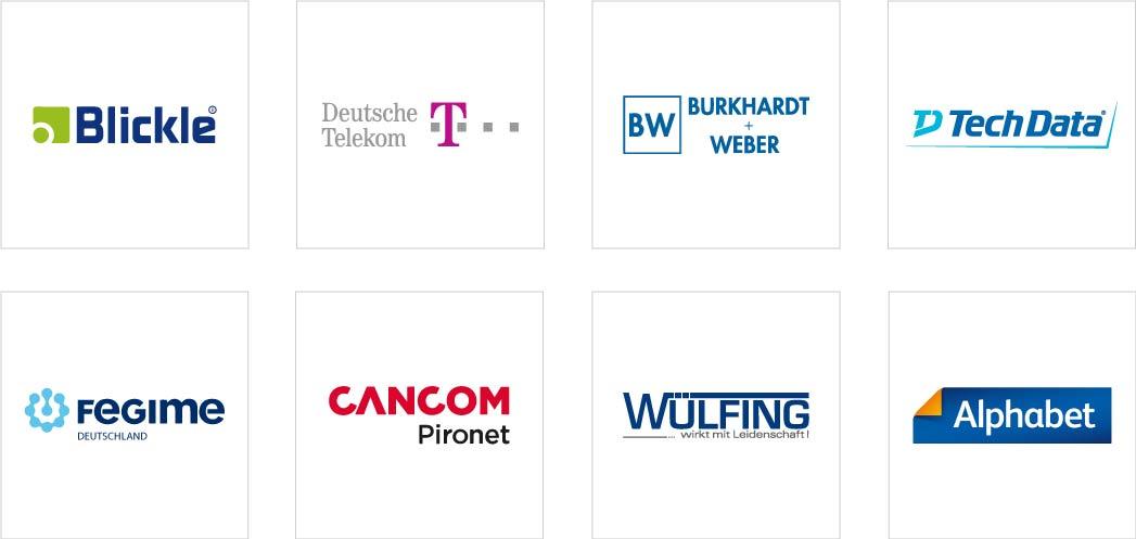 Unsere Kunden Logo Sammlungv3